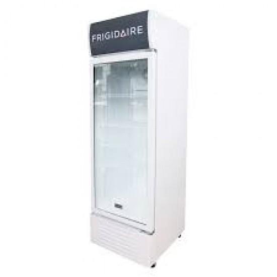 Frigidaire 12 Cu. Ft. Glass Door Showcase Chiller, White