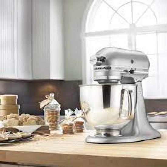 Kitchen Aid 5qt Artisan Stand Mixer Contour Silver