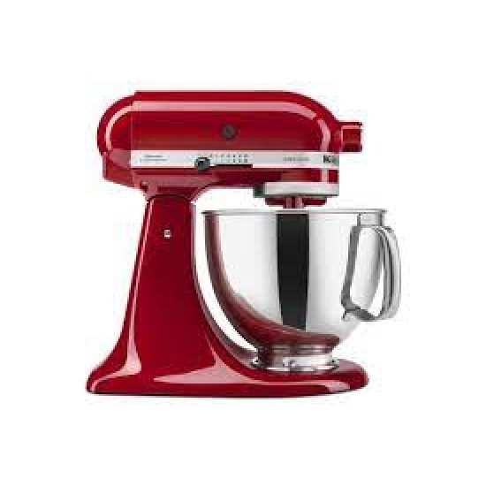 Kitchen Aid 5qt Artisan Stand Mixer Empire Red.