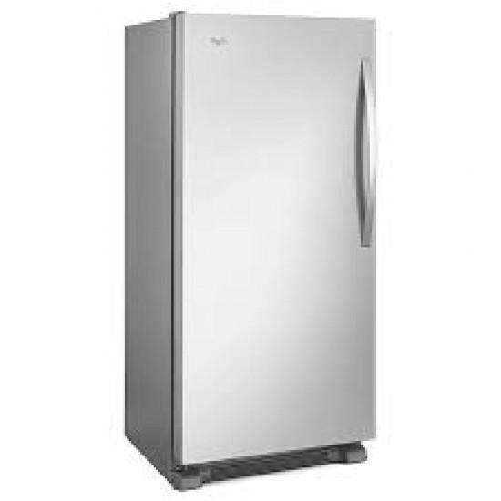 Whirlpool 18CU.FT S/Steel All Freezer